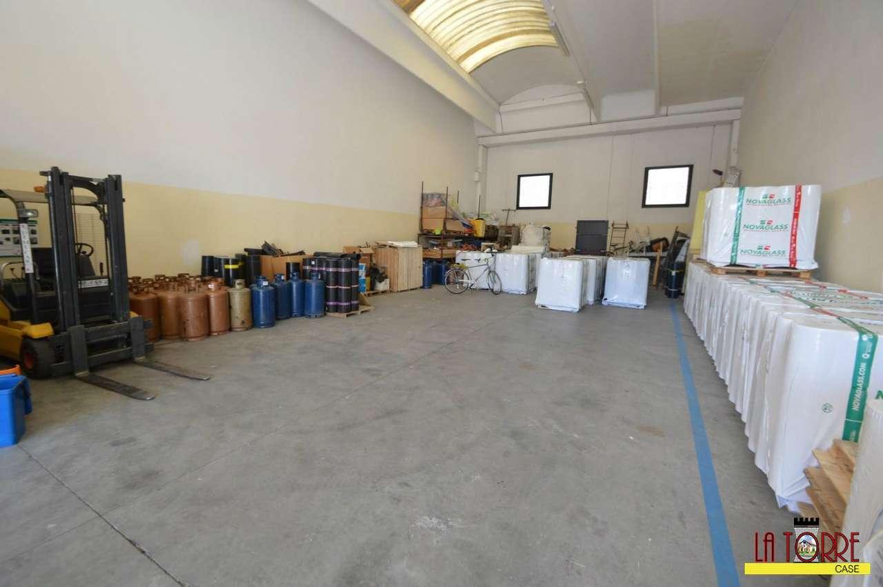 Capannone in vendita a Coccaglio, 1 locali, prezzo € 170.000 | Cambio Casa.it
