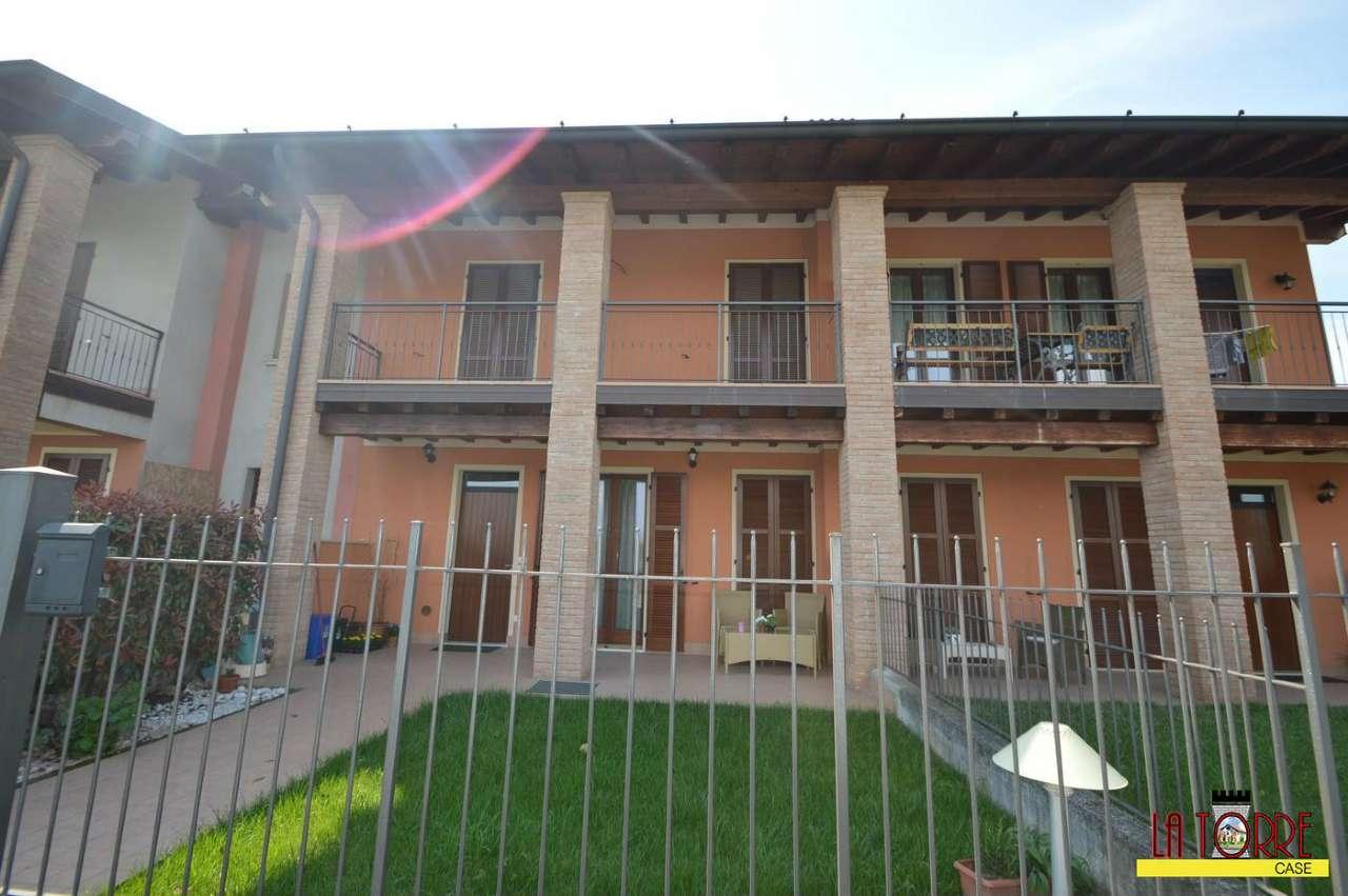 Appartamento in Vendita a Rovato