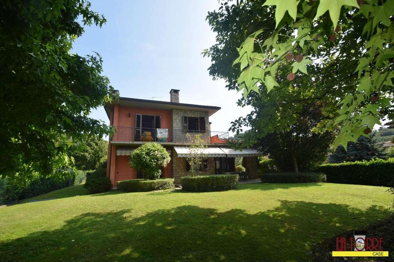 Villa in vendita a Rodengo-Saiano, 5 locali, prezzo € 780.000 | CambioCasa.it