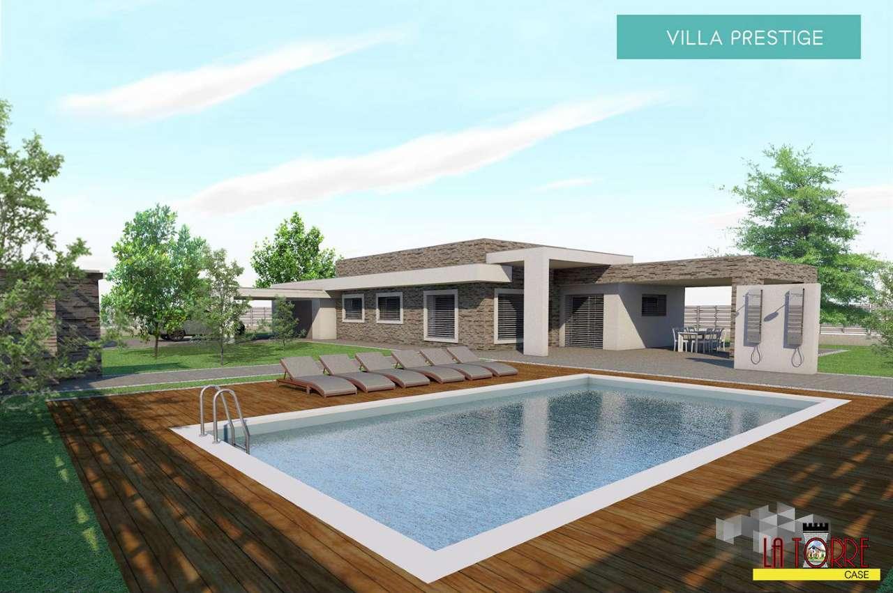 Villa in vendita a Castrezzato, 5 locali, prezzo € 525.000 | CambioCasa.it