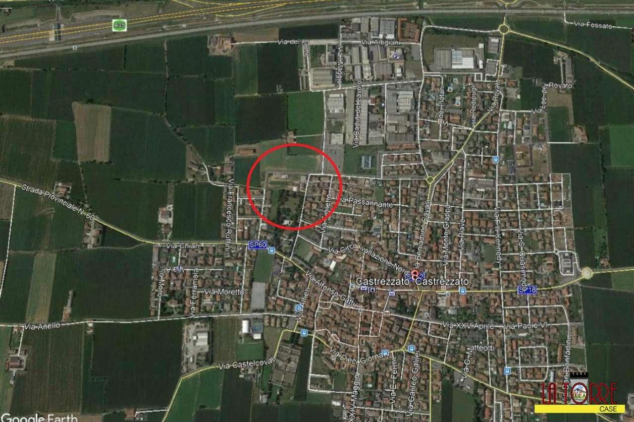 Terreno Edificabile Residenziale in vendita a Castrezzato, 9999 locali, prezzo € 50.000 | CambioCasa.it