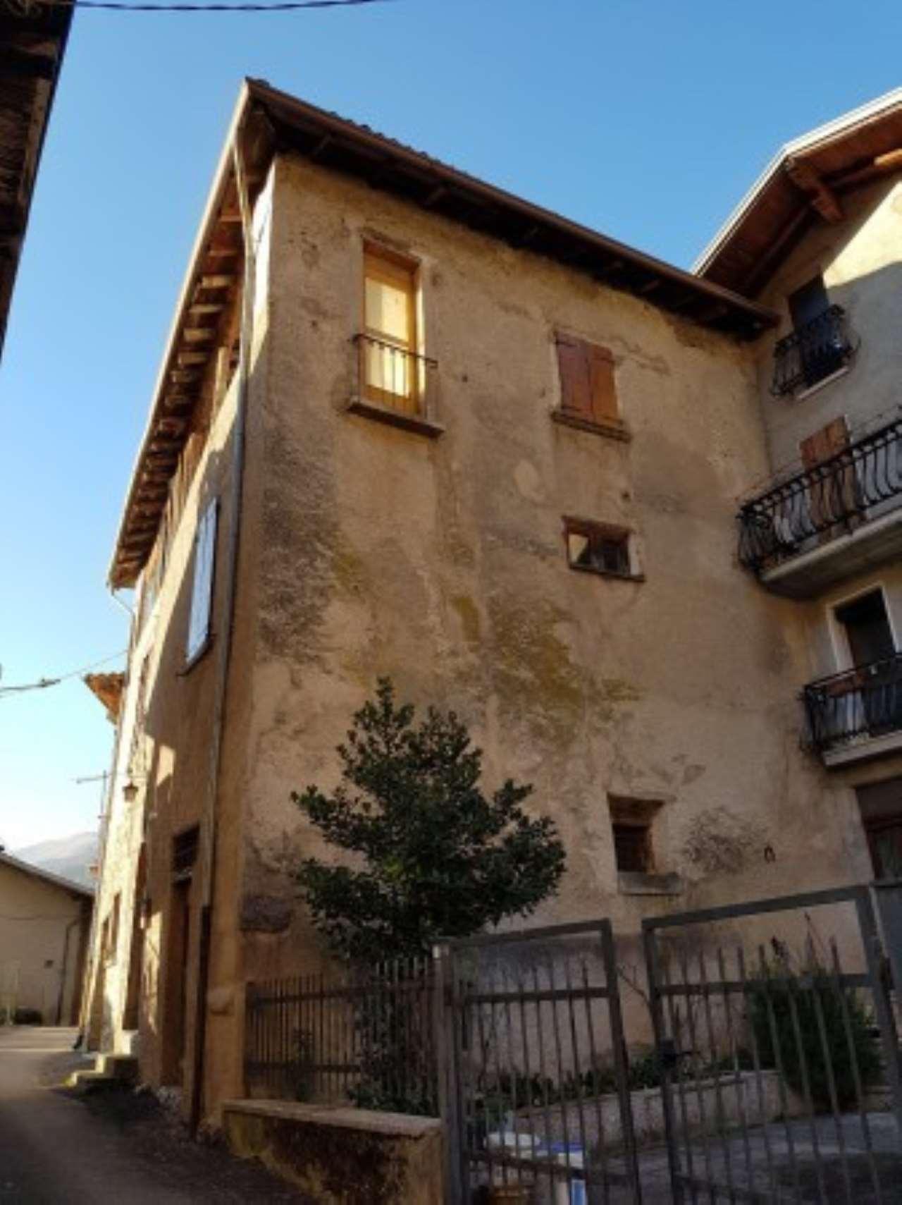 Soluzione Indipendente in affitto a Bovegno, 3 locali, prezzo € 230 | Cambio Casa.it