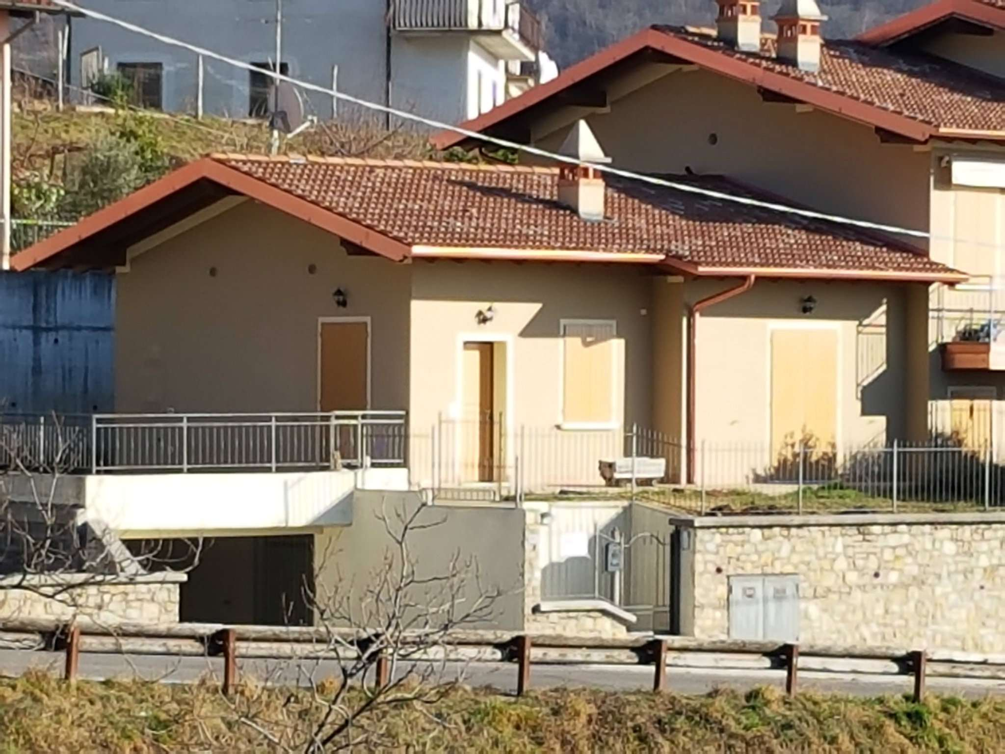 Villa a Schiera in affitto a Brione, 3 locali, prezzo € 500 | Cambio Casa.it