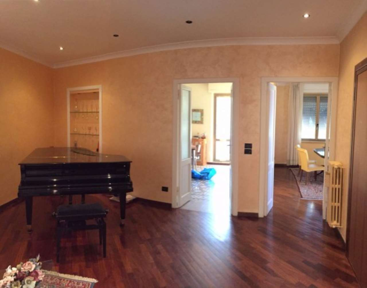 Appartamento in affitto a Rieti, 5 locali, prezzo € 700 | Cambio Casa.it