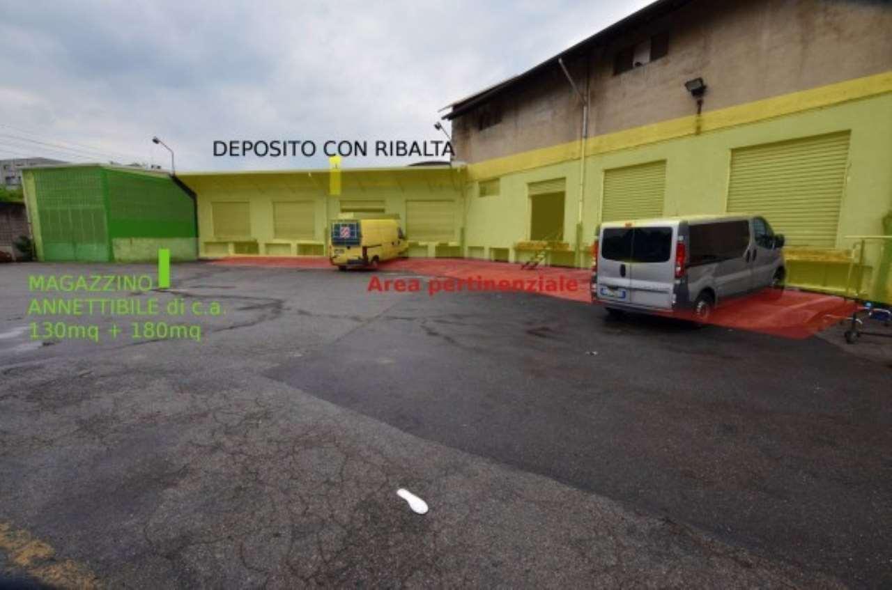 Capannone in affitto a Milano, 9999 locali, zona Zona: 19 . Affori, Bovisa, Niguarda, Testi, Dergano, Comasina, prezzo € 1.367 | Cambio Casa.it