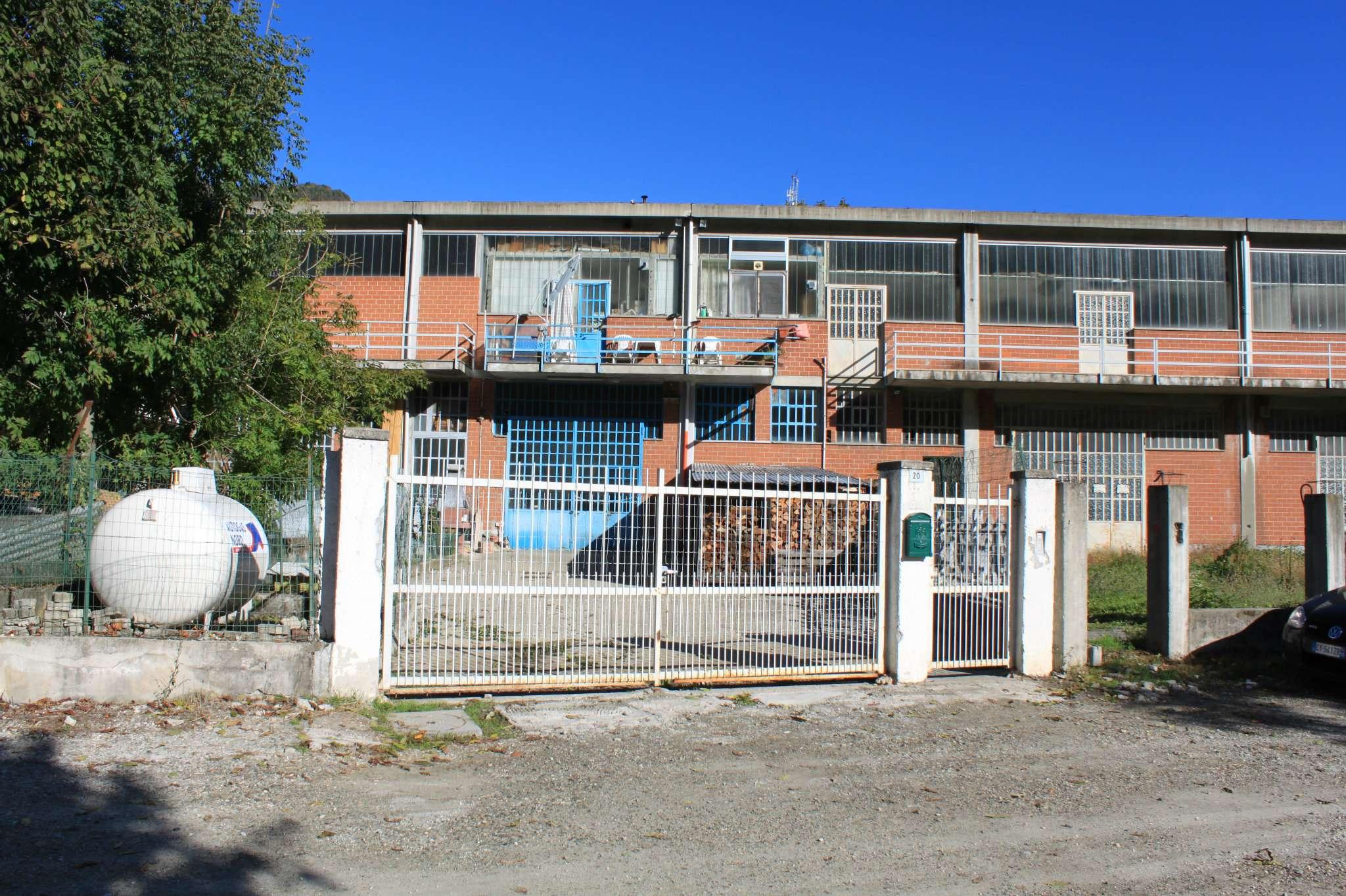 Capannone in vendita a Torre Pellice, 7 locali, prezzo € 55.000 | CambioCasa.it