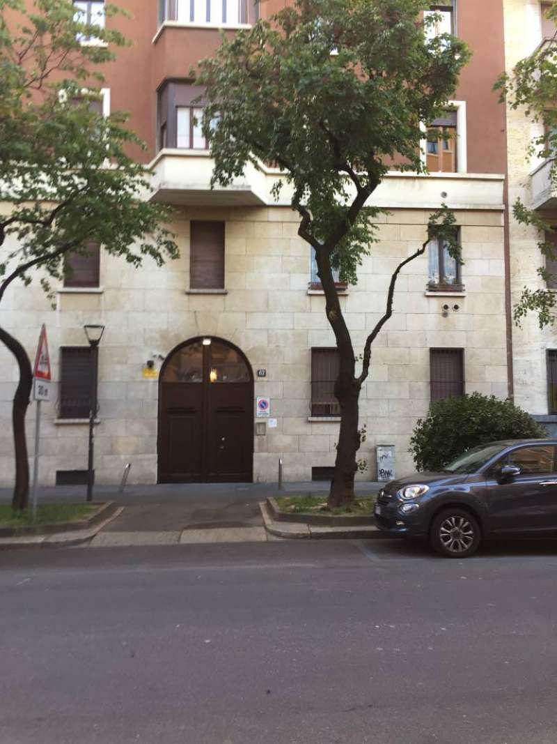 Appartamento in affitto a Milano, 2 locali, zona Zona: 2 . Repubblica, Stazione Centrale, P.ta Nuova, B. Marcello, prezzo € 1.000 | Cambio Casa.it
