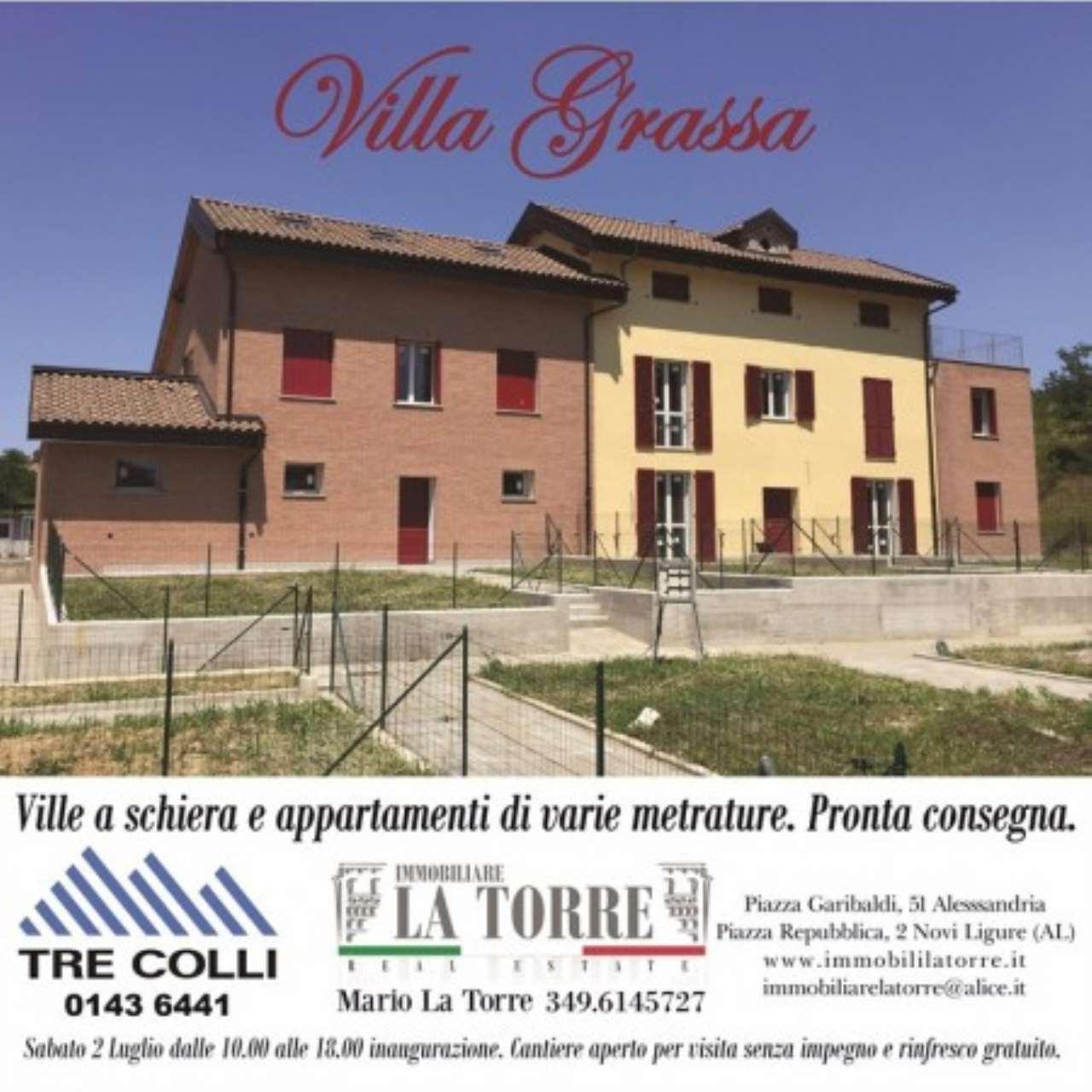 Appartamento in vendita a Alessandria, 5 locali, prezzo € 165.000   Cambio Casa.it