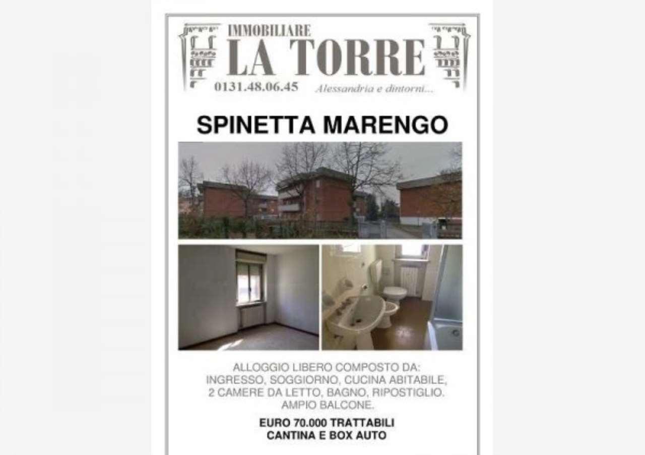 Appartamento in vendita a Alessandria, 4 locali, prezzo € 60.000   Cambio Casa.it
