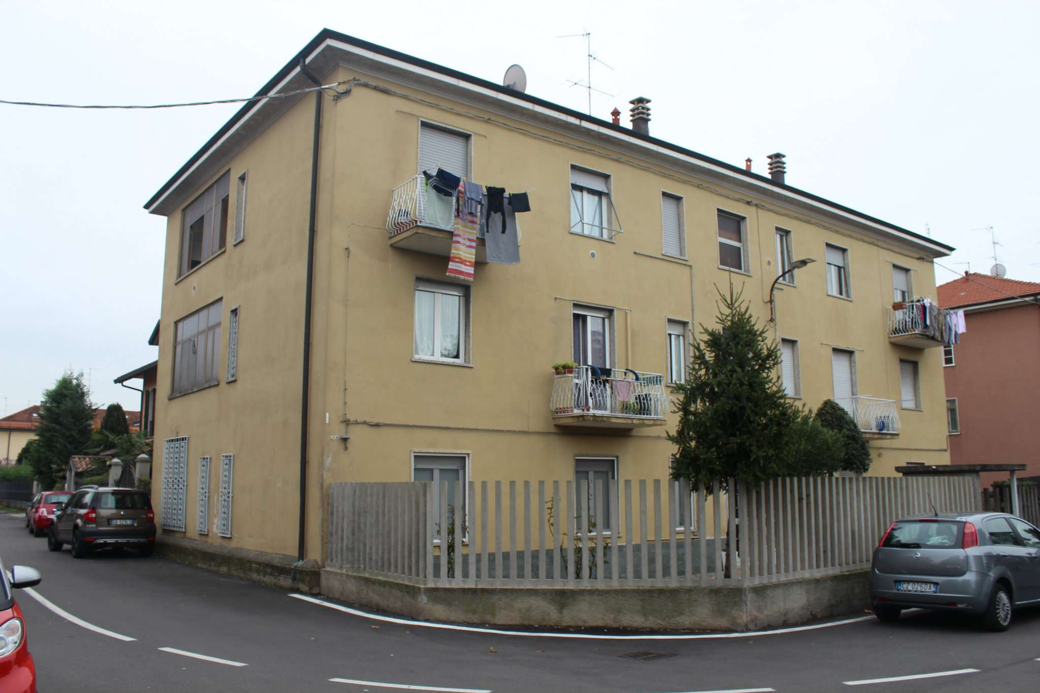 Appartamento in affitto a Cesano Maderno, 2 locali, prezzo € 450 | CambioCasa.it