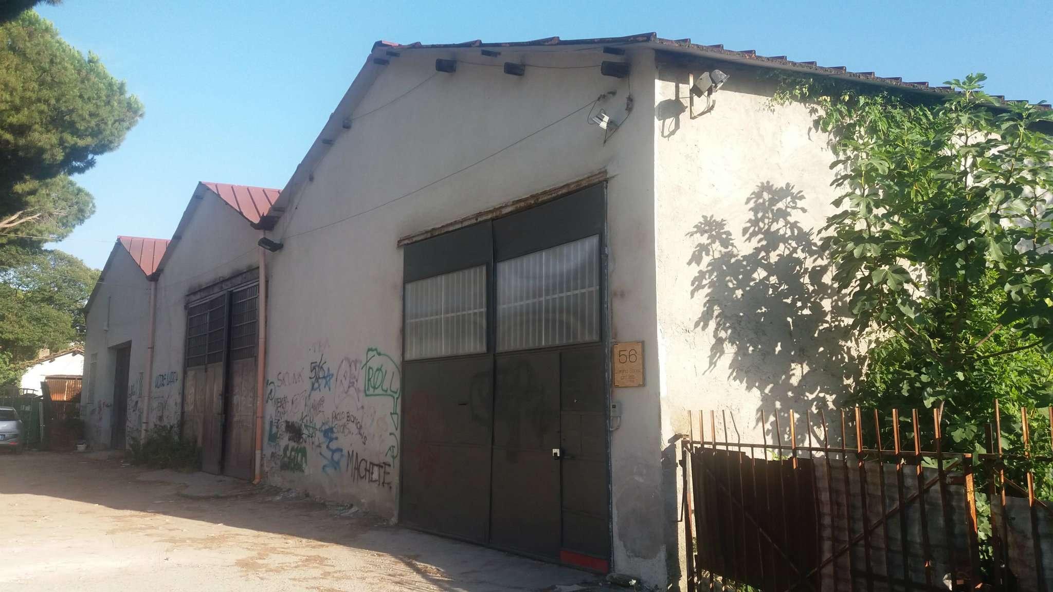 Capannone in affitto a Roma, 5 locali, zona Zona: 8 . Tiburtina, Colli Aniene, Pietrasanta, San Basilio, prezzo € 2.000 | CambioCasa.it