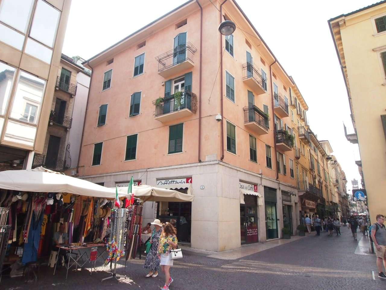 Appartamento in affitto a Verona, 3 locali, zona Zona: 1 . ZTL - Piazza Cittadella - San Zeno - Stadio, prezzo € 780 | Cambio Casa.it
