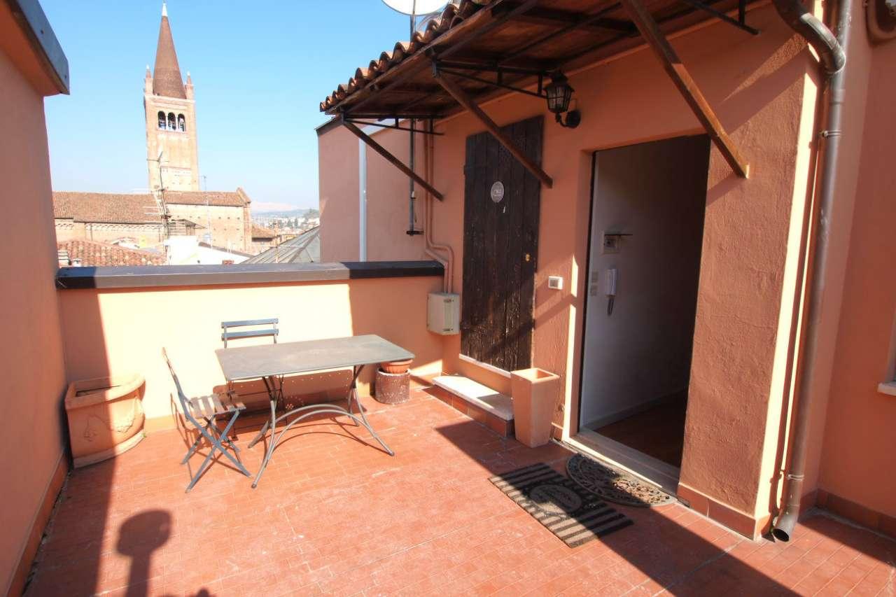 Appartamento in affitto a Verona, 3 locali, zona Zona: 1 . ZTL - Piazza Cittadella - San Zeno - Stadio, prezzo € 1.000 | CambioCasa.it
