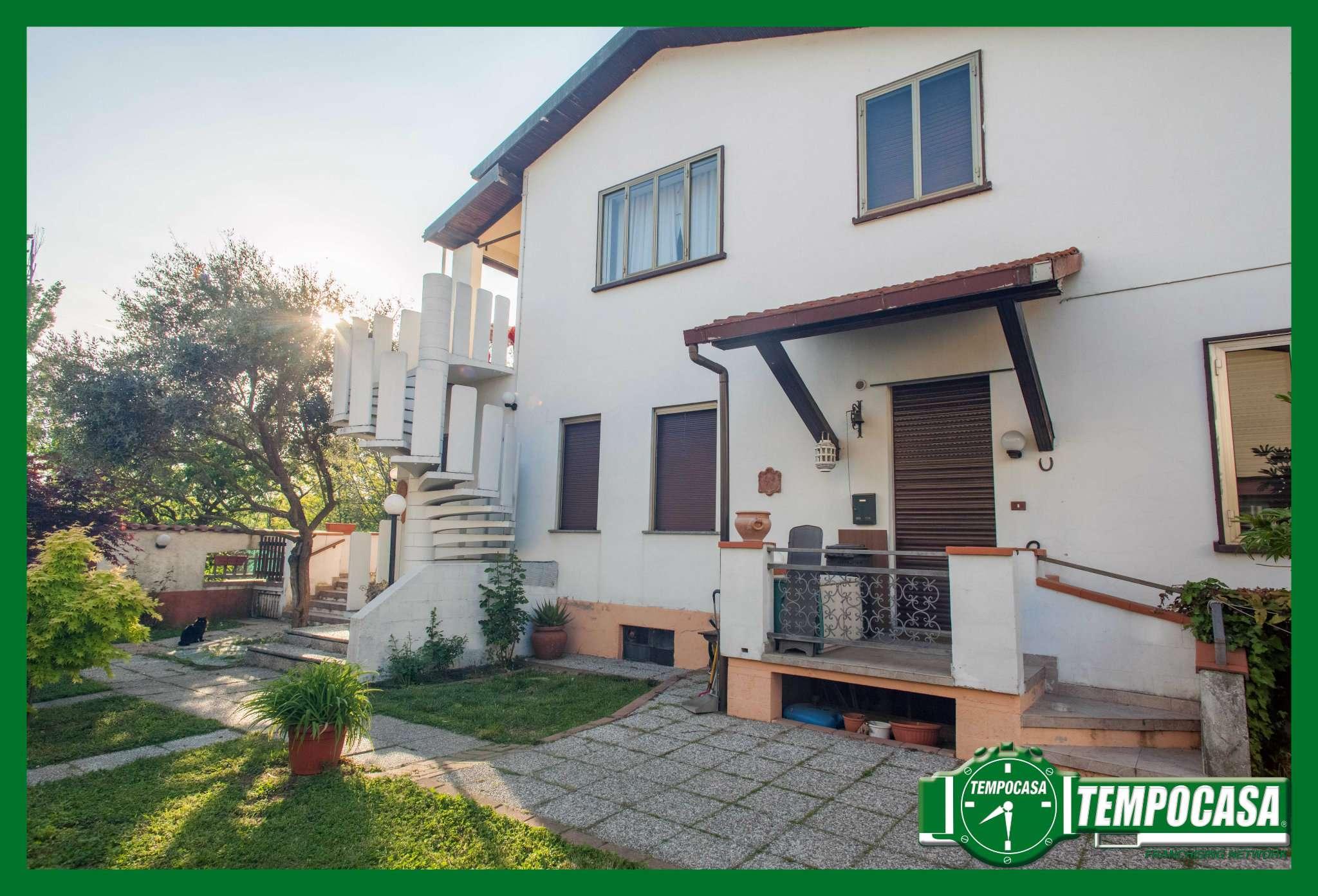 Soluzione Indipendente in vendita a Cassano Magnago, 3 locali, prezzo € 85.000 | Cambio Casa.it