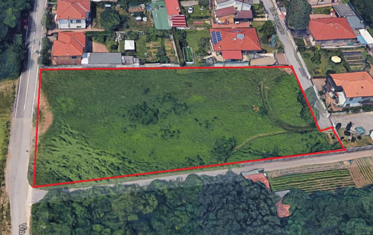 Terreno Edificabile Residenziale in vendita a Fagnano Olona, 9999 locali, prezzo € 179.000 | CambioCasa.it