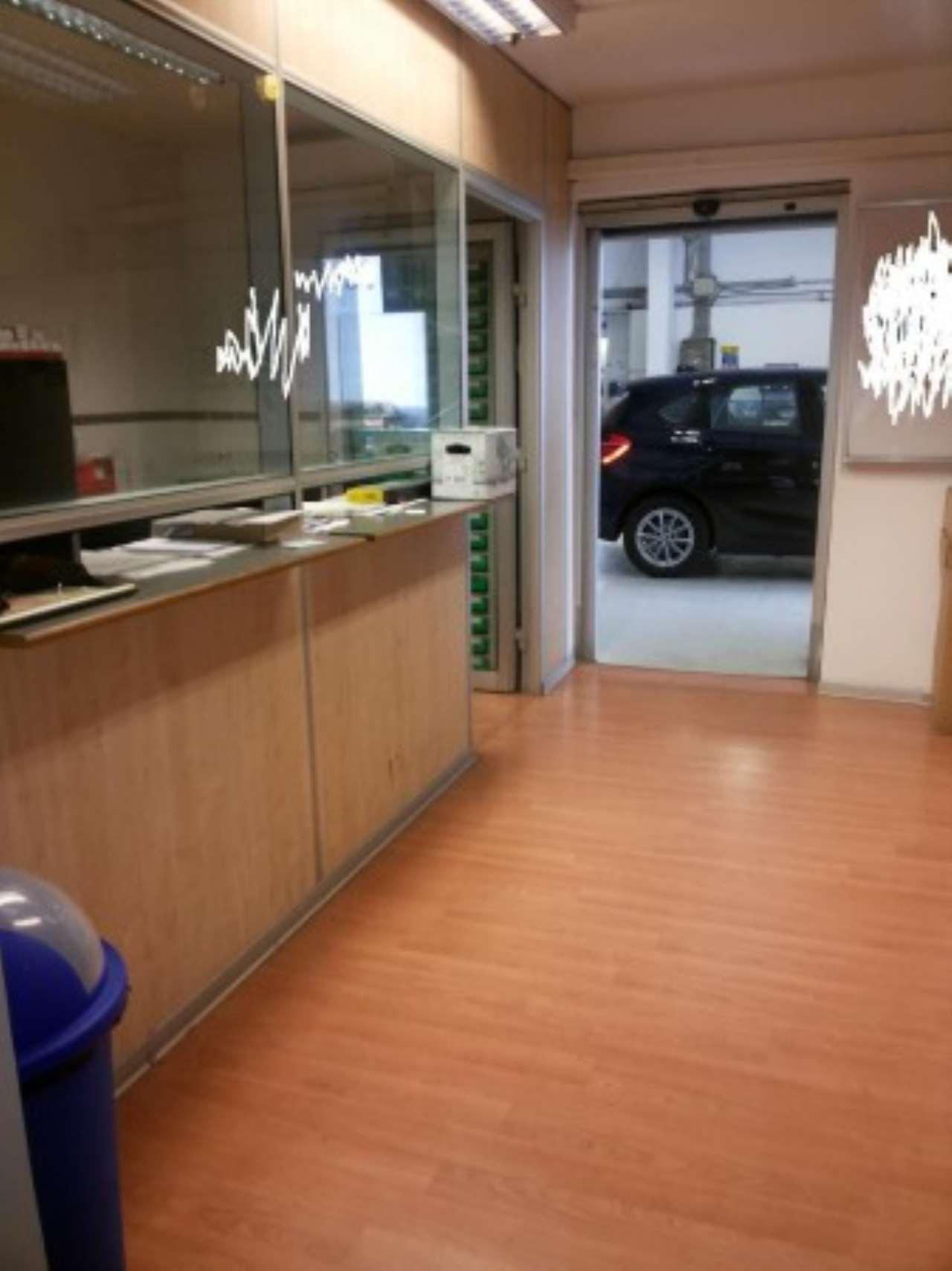 Capannone in affitto a Roma, 1 locali, zona Zona: 23 . Portuense - Magliana, prezzo € 4.000 | CambioCasa.it