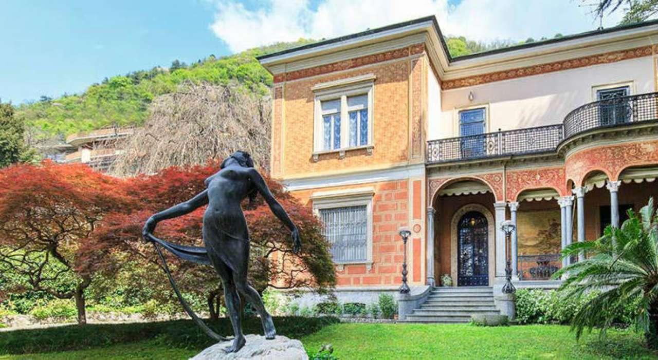 Villa in vendita a Como, 16 locali, zona Zona: 1 . Centro - Centro Storico, Trattative riservate | Cambio Casa.it