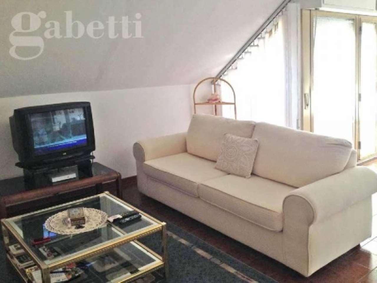 Attico / Mansarda in vendita a Mondolfo, 2 locali, prezzo € 95.000 | Cambio Casa.it