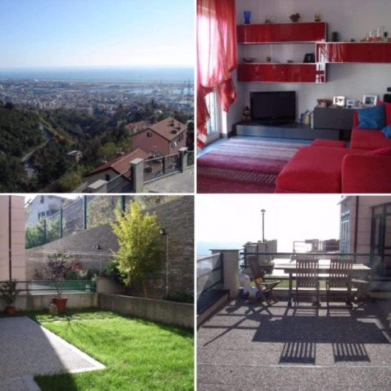 Villa in vendita a Genova, 6 locali, zona Zona: 13 . Sestri Ponente, Medio Ponente, prezzo € 500.000 | CambioCasa.it