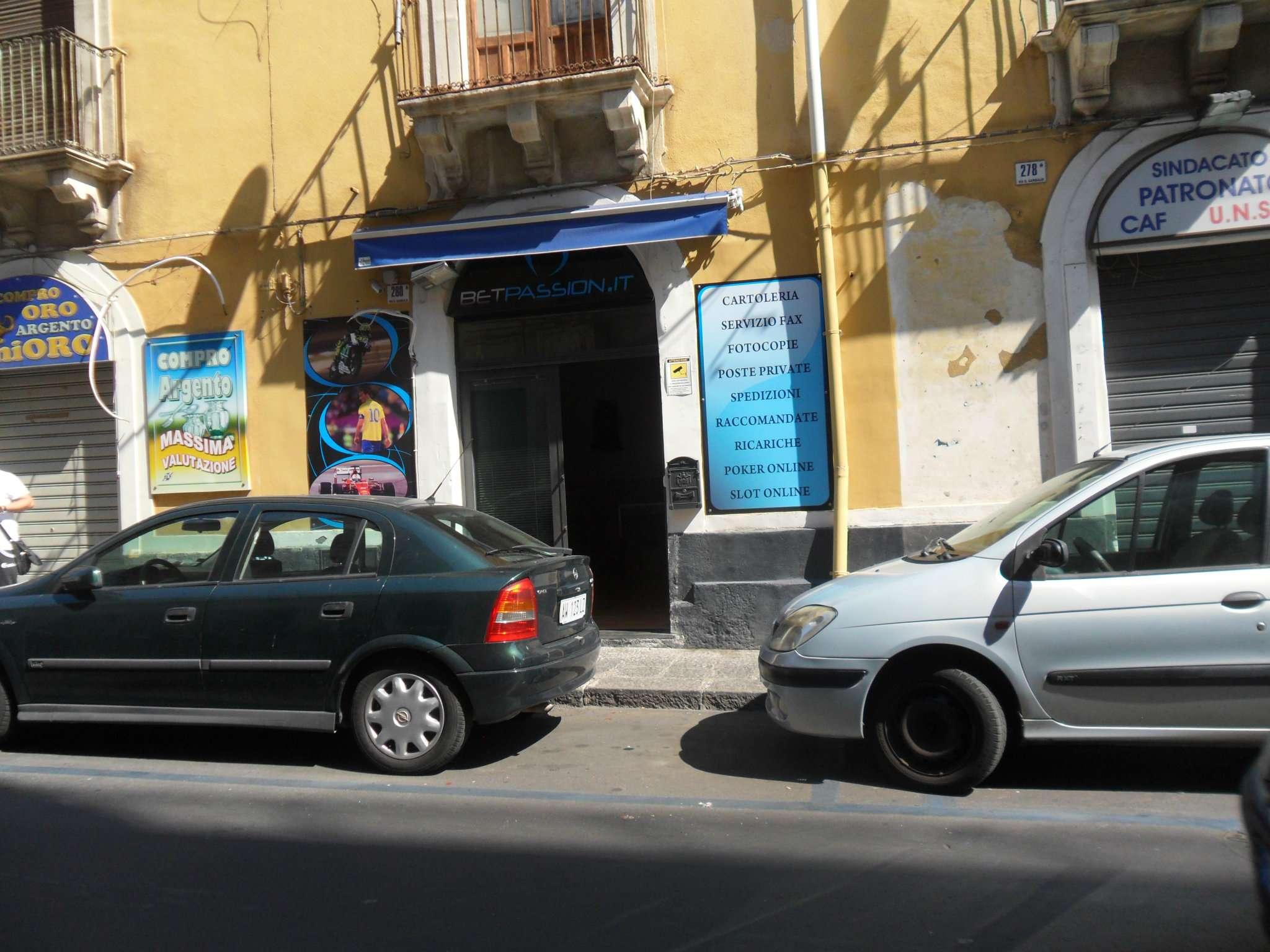 Negozio / Locale in vendita a Catania, 4 locali, prezzo € 48.000 | Cambio Casa.it