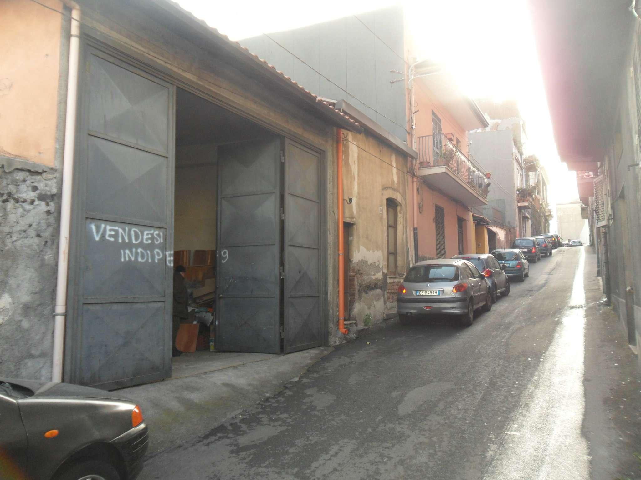 Magazzino in vendita a Catania, 1 locali, prezzo € 50.000 | Cambio Casa.it