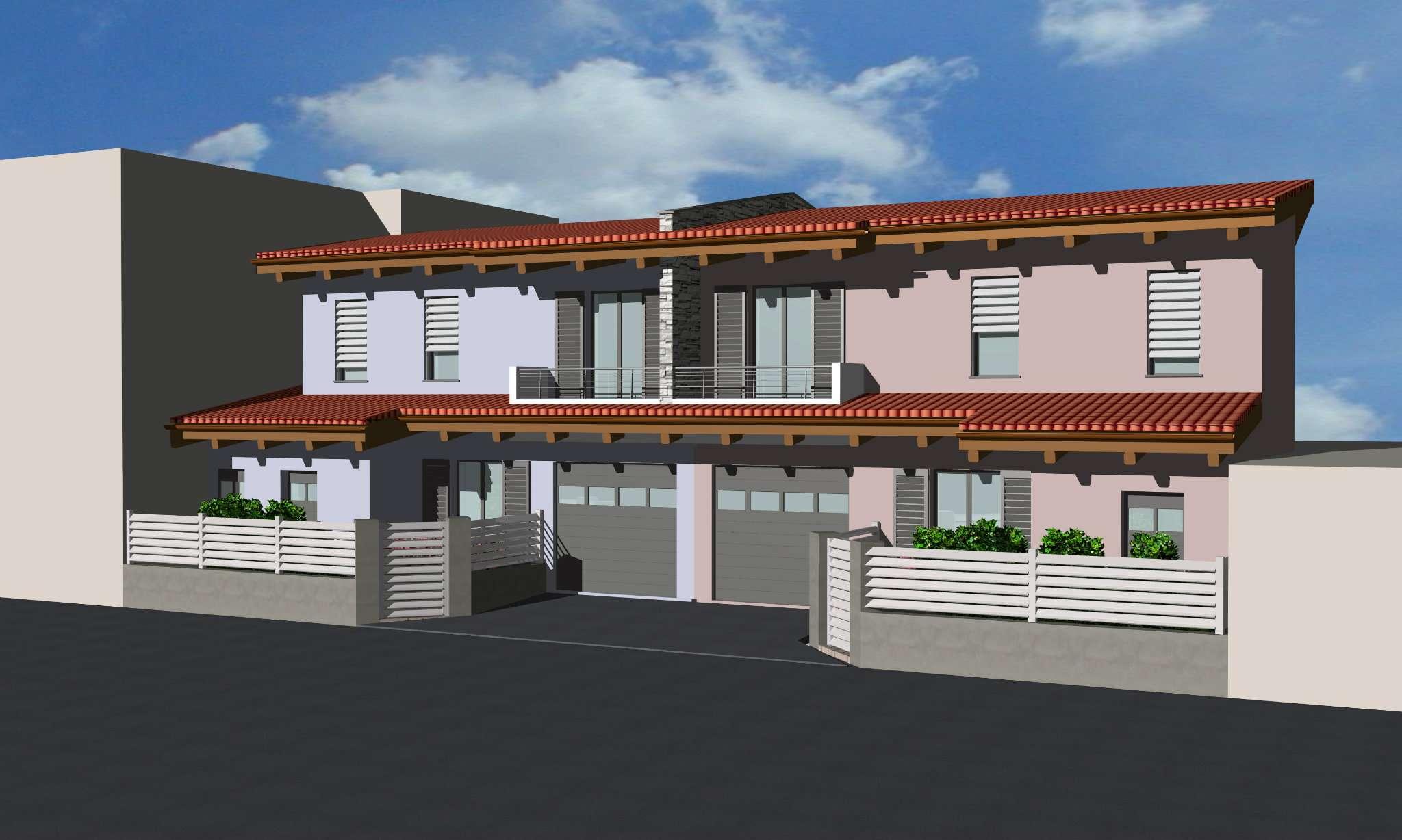 Villa a Schiera in vendita a Centallo, 5 locali, prezzo € 295.000 | CambioCasa.it