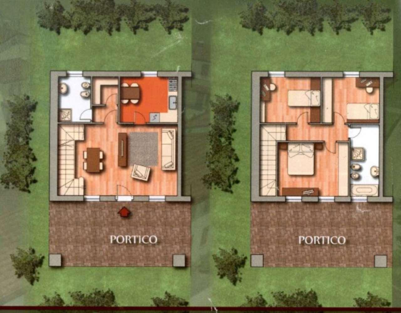 Villa in vendita a San Martino Siccomario, 9999 locali, prezzo € 163.500   Cambio Casa.it