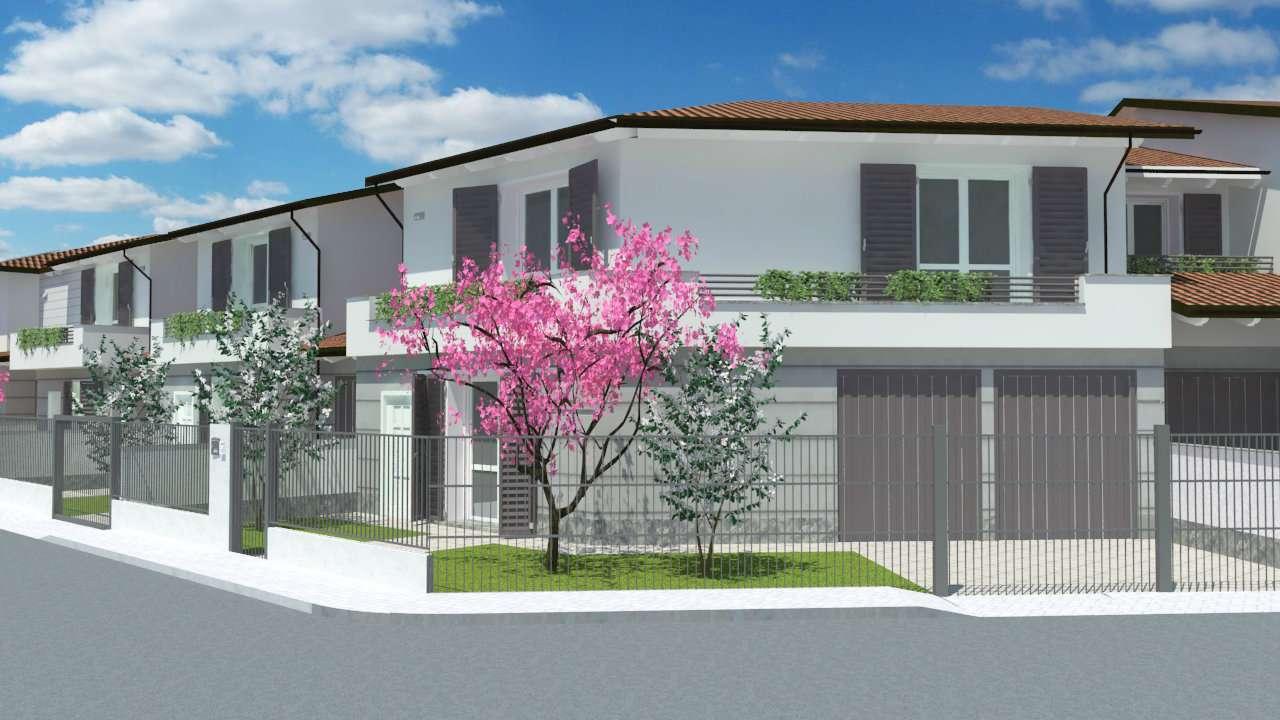 Villa in vendita a Pavia, 4 locali, prezzo € 295.000 | CambioCasa.it