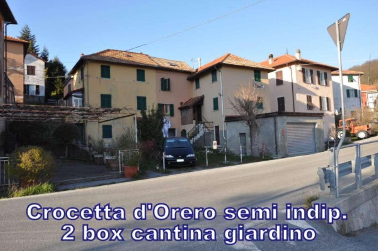 Palazzo / Stabile in vendita a Serra Riccò, 7 locali, prezzo € 75.000 | Cambio Casa.it