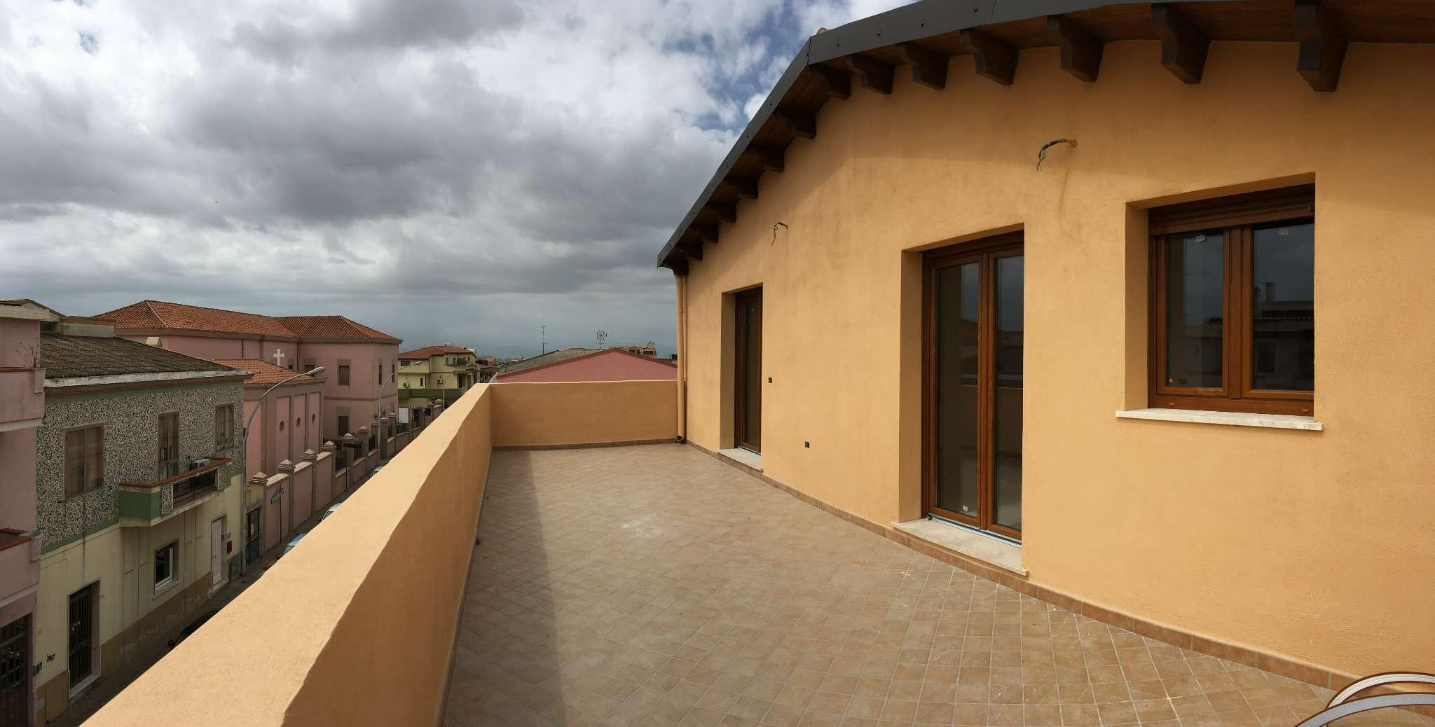 Appartamento in vendita a Sinnai, 4 locali, prezzo € 117.000   CambioCasa.it