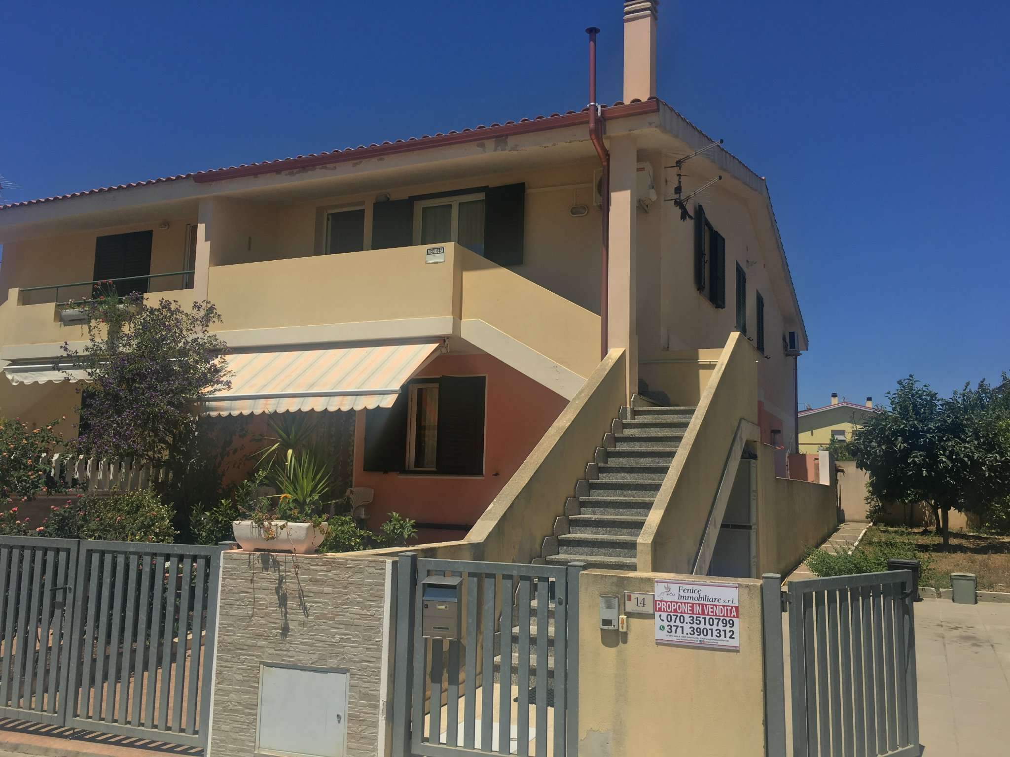 Soluzione Semindipendente in vendita a Dolianova, 5 locali, prezzo € 135.000 | Cambio Casa.it