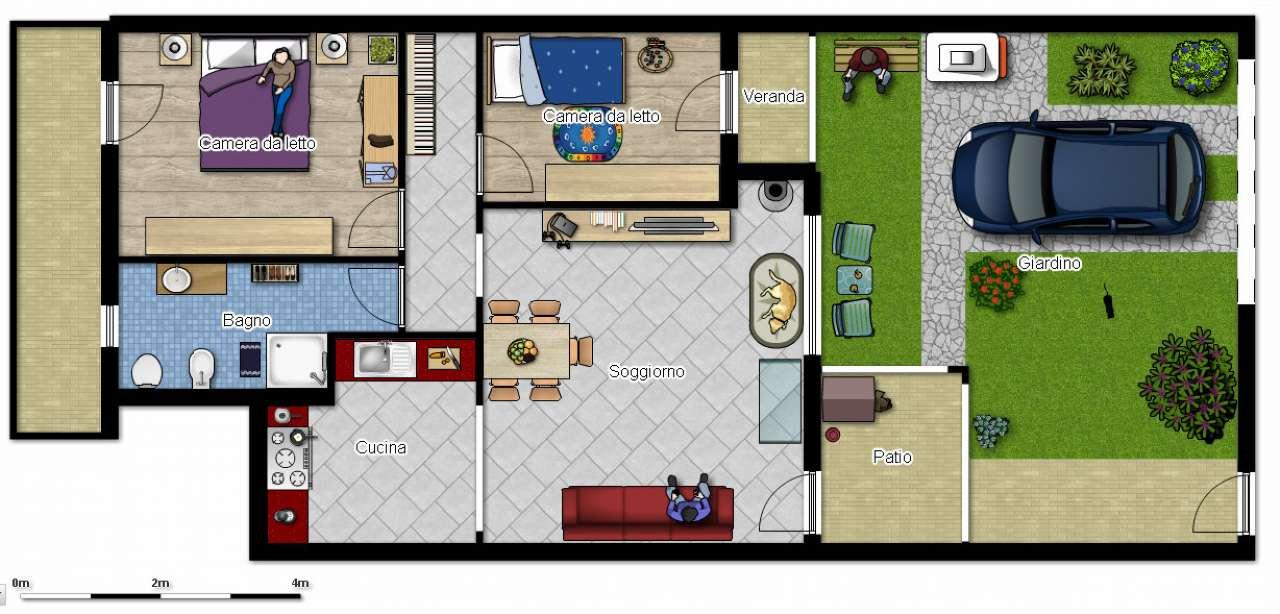 Appartamento in Vendita a Dolianova