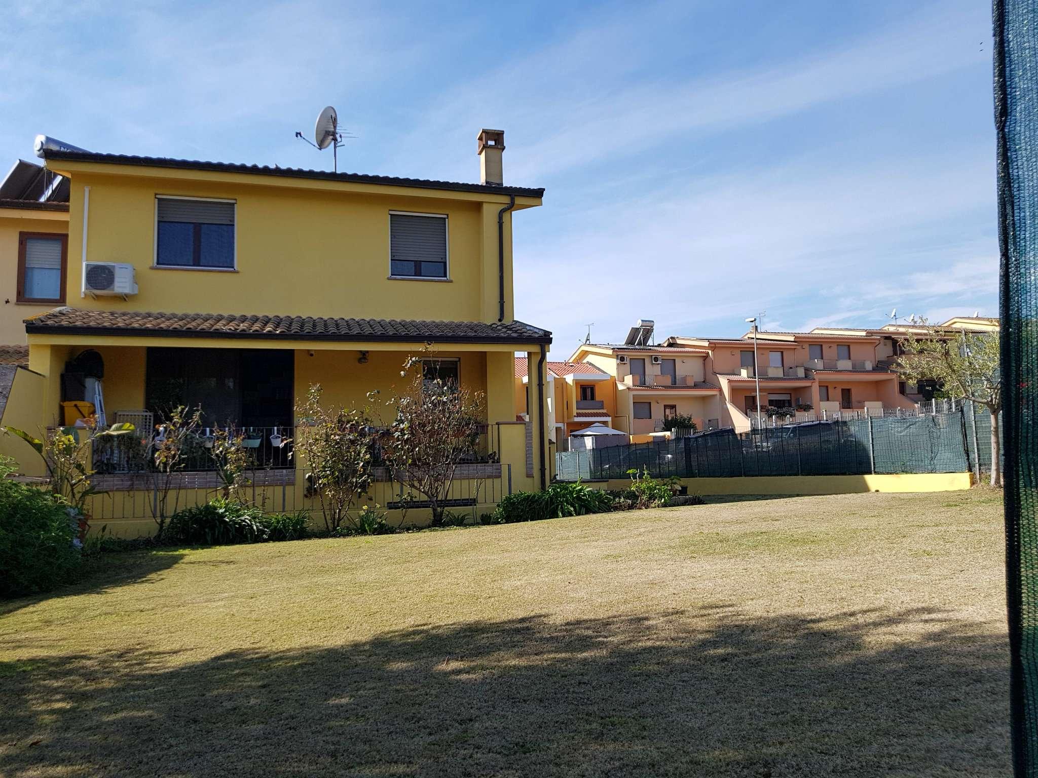 Villa Bifamiliare in Vendita a Sestu