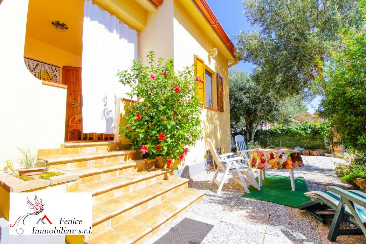 Foto 1 di Villa via Delle Rose 17, frazione Solanas, Sinnai