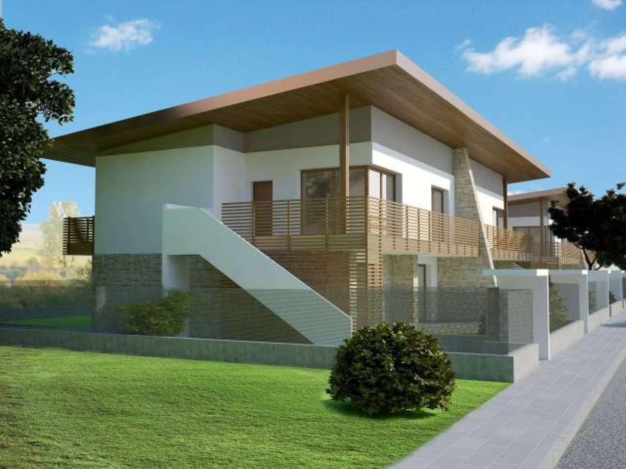 Appartamento in vendita a Mapello, 4 locali, prezzo € 250.000 | CambioCasa.it