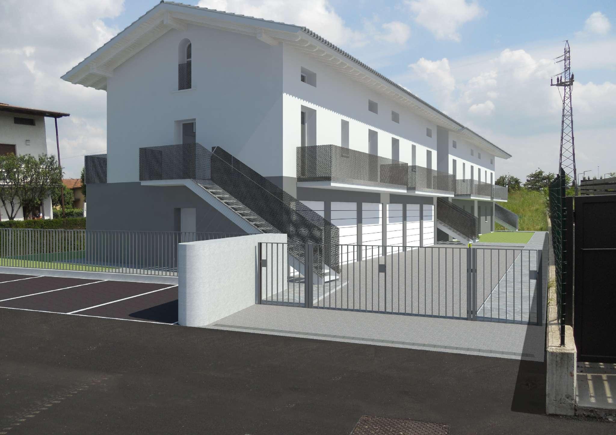 Appartamento in vendita a Mapello, 4 locali, prezzo € 224.000 | CambioCasa.it