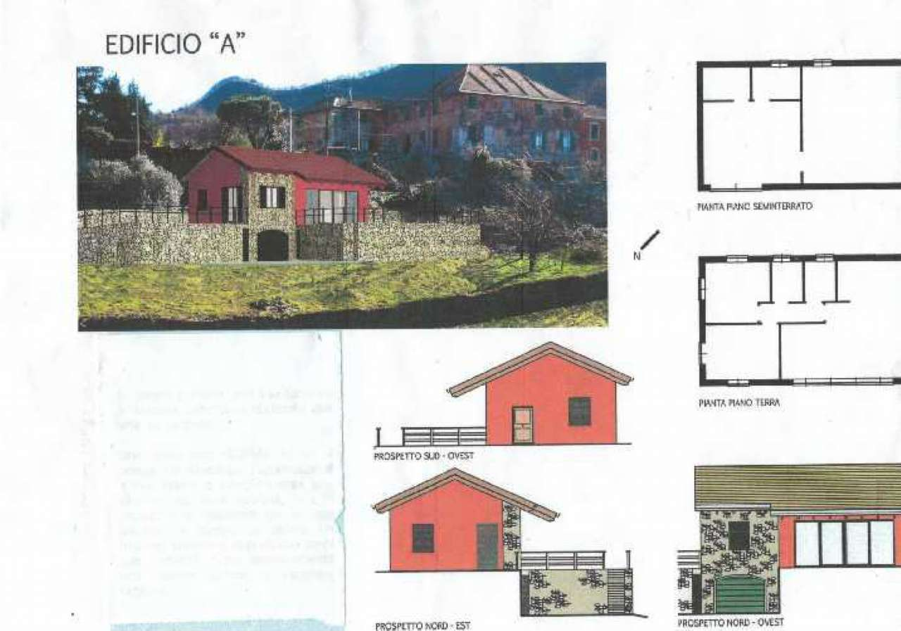 Foto 1 di Villa via GUALCO, Genova (zona Sant'Eusebio)