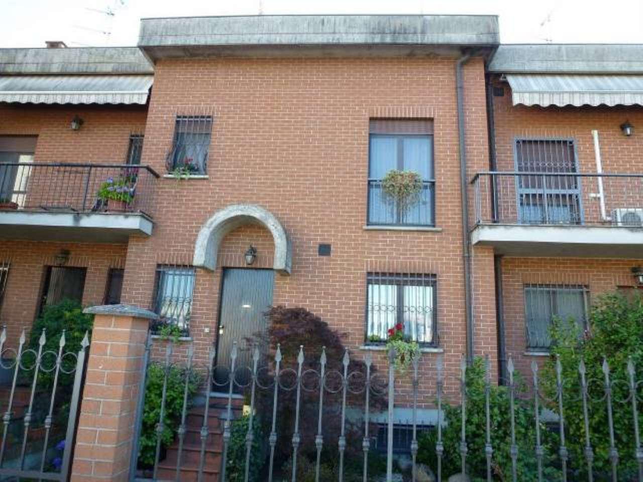 Villa a Schiera in Vendita a Vercelli