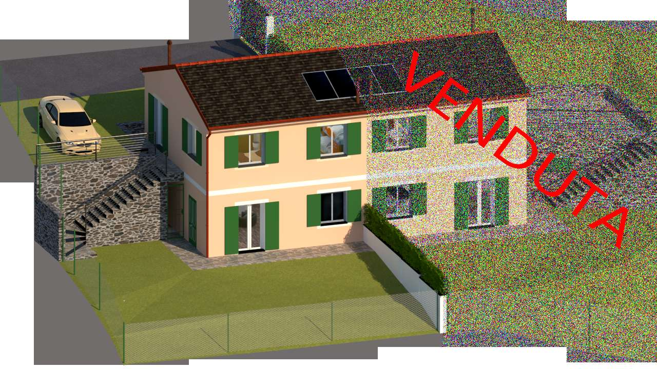 Foto 1 di Villa via IV Novembre, Leivi