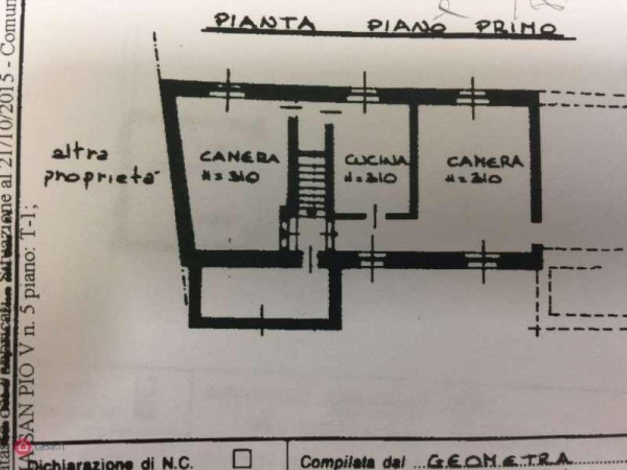 Soluzione Indipendente in vendita a Frugarolo, 6 locali, prezzo € 45.000 | CambioCasa.it