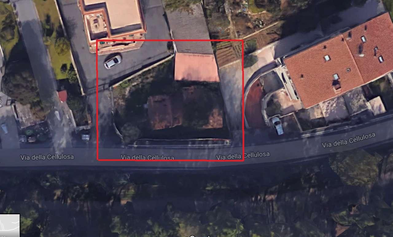 Terreno Edificabile Residenziale in vendita a Roma, 1 locali, zona Zona: 41 . Castel di Guido - Casalotti - Valle Santa, prezzo € 250.000 | CambioCasa.it