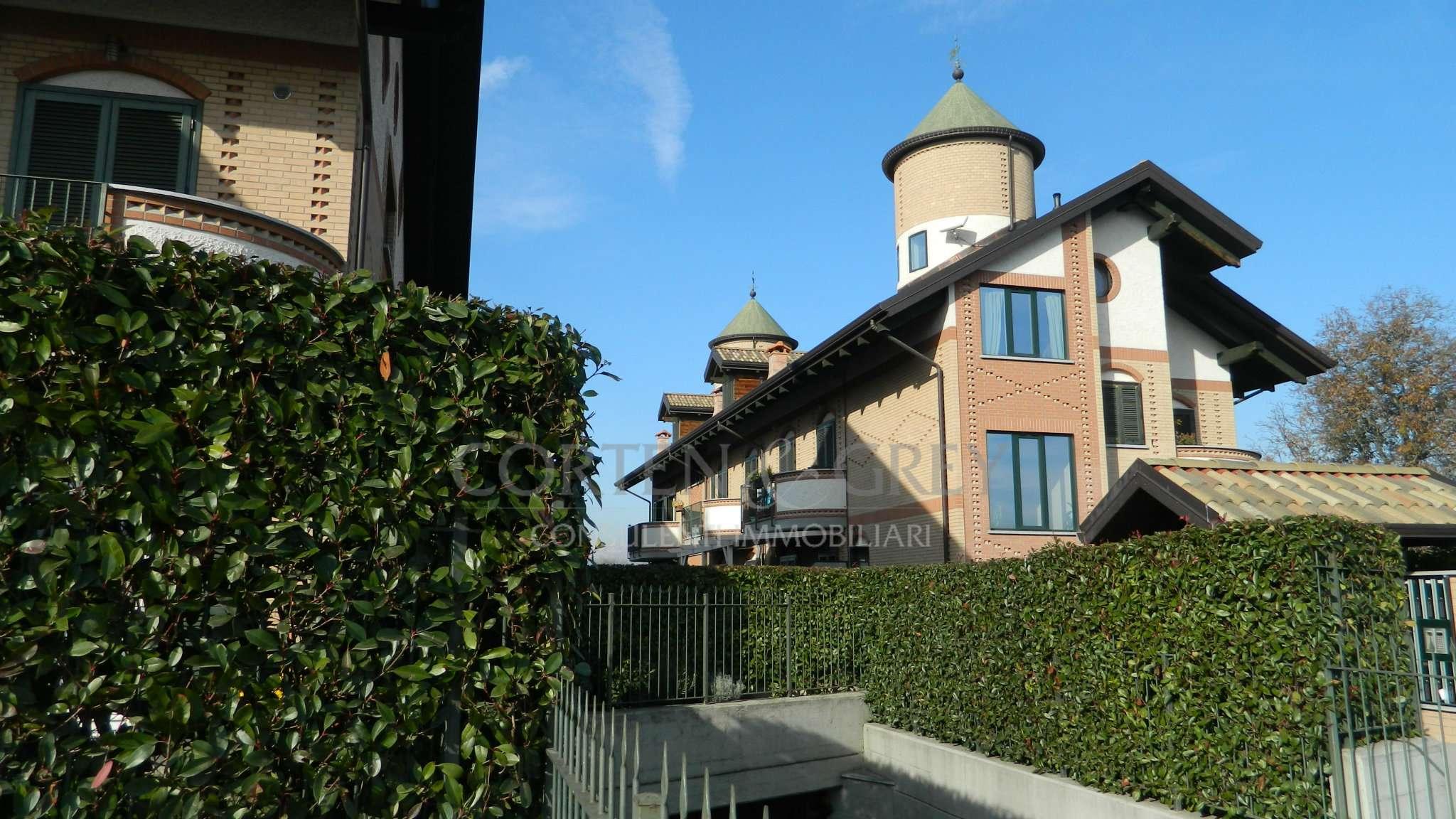 Attico / Mansarda in Affitto a Castiglione Torinese
