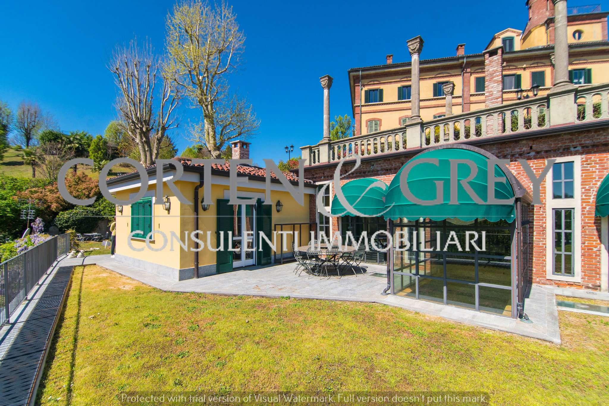 Foto 1 di Villa strada Rossina 40, frazione San Genesio, Castagneto Po