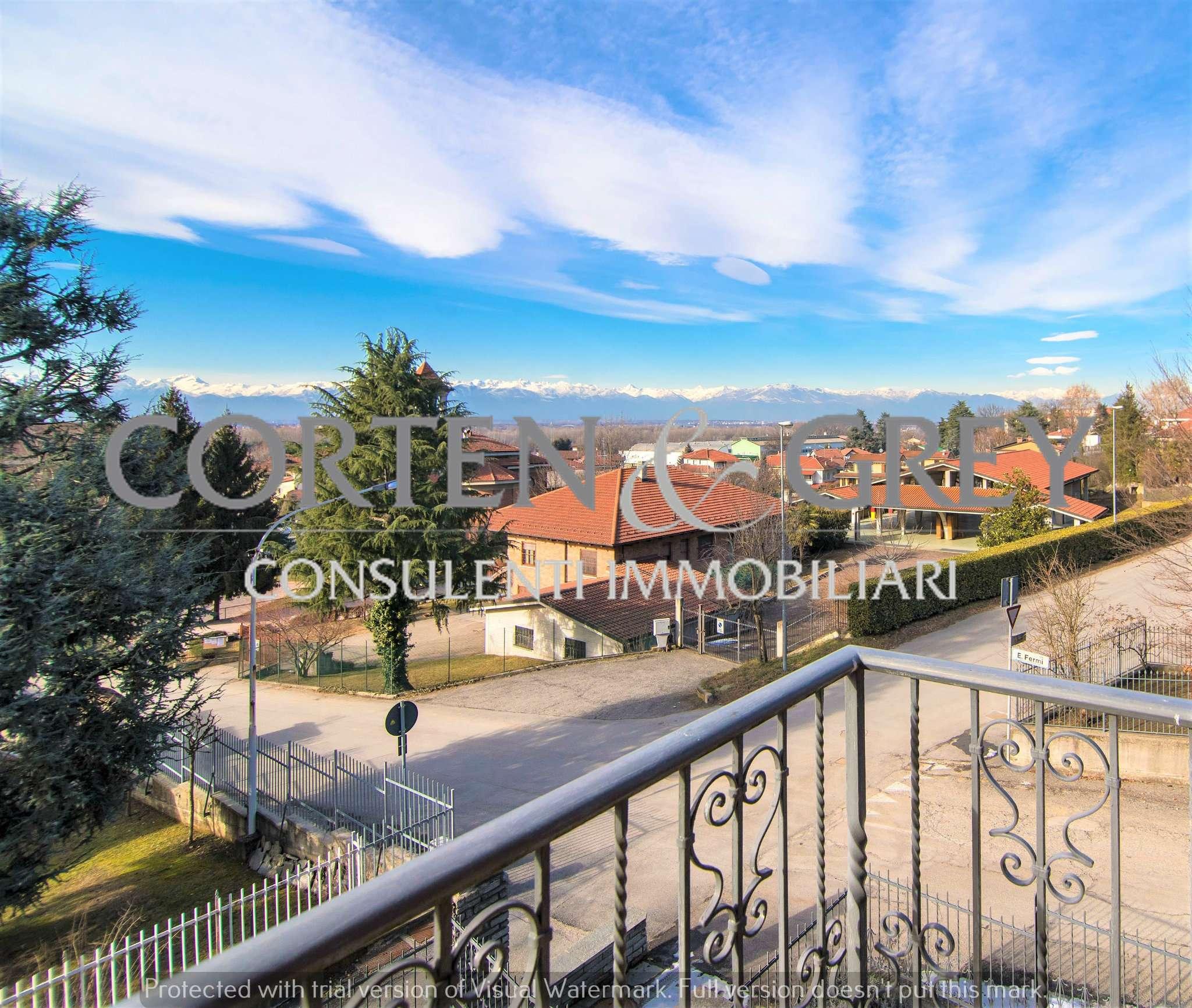 Foto 1 di Appartamento via fermi 8, Castiglione Torinese