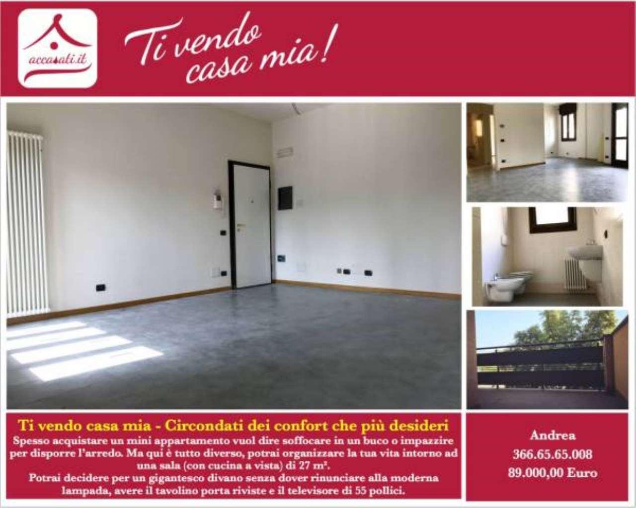 Appartamento in vendita a Carpi, 2 locali, prezzo € 89.000 | CambioCasa.it
