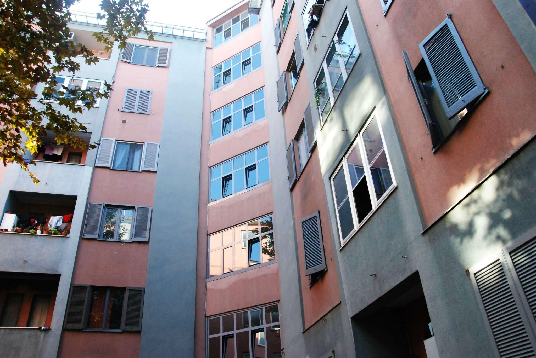 Bilocale Milano Via Abetone 13