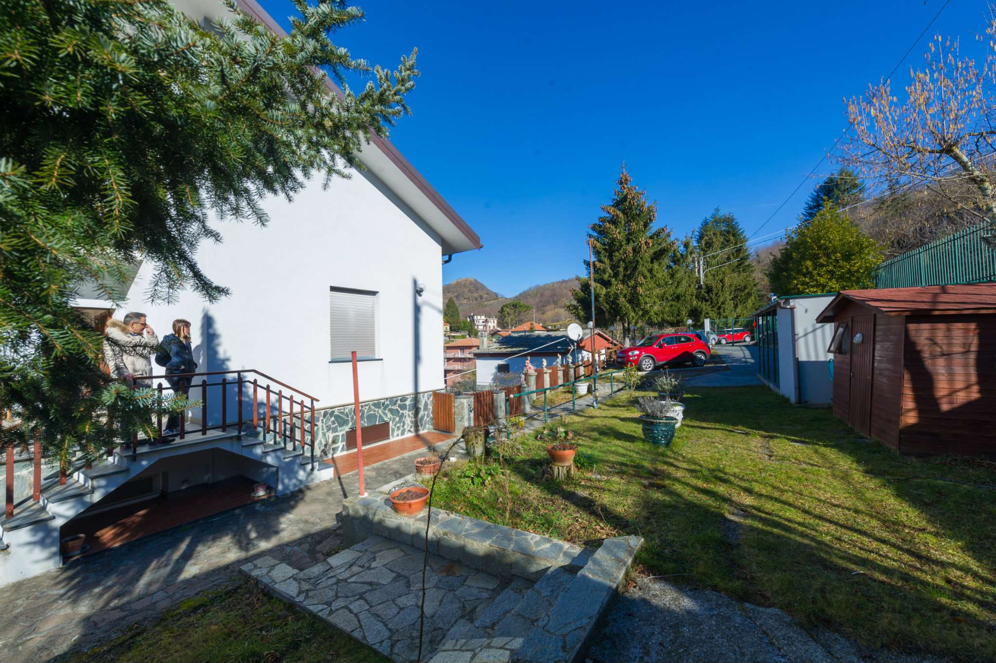 Foto 1 di Casa indipendente via Emilio Giacomazzi 81, frazione San Alberto, Bargagli