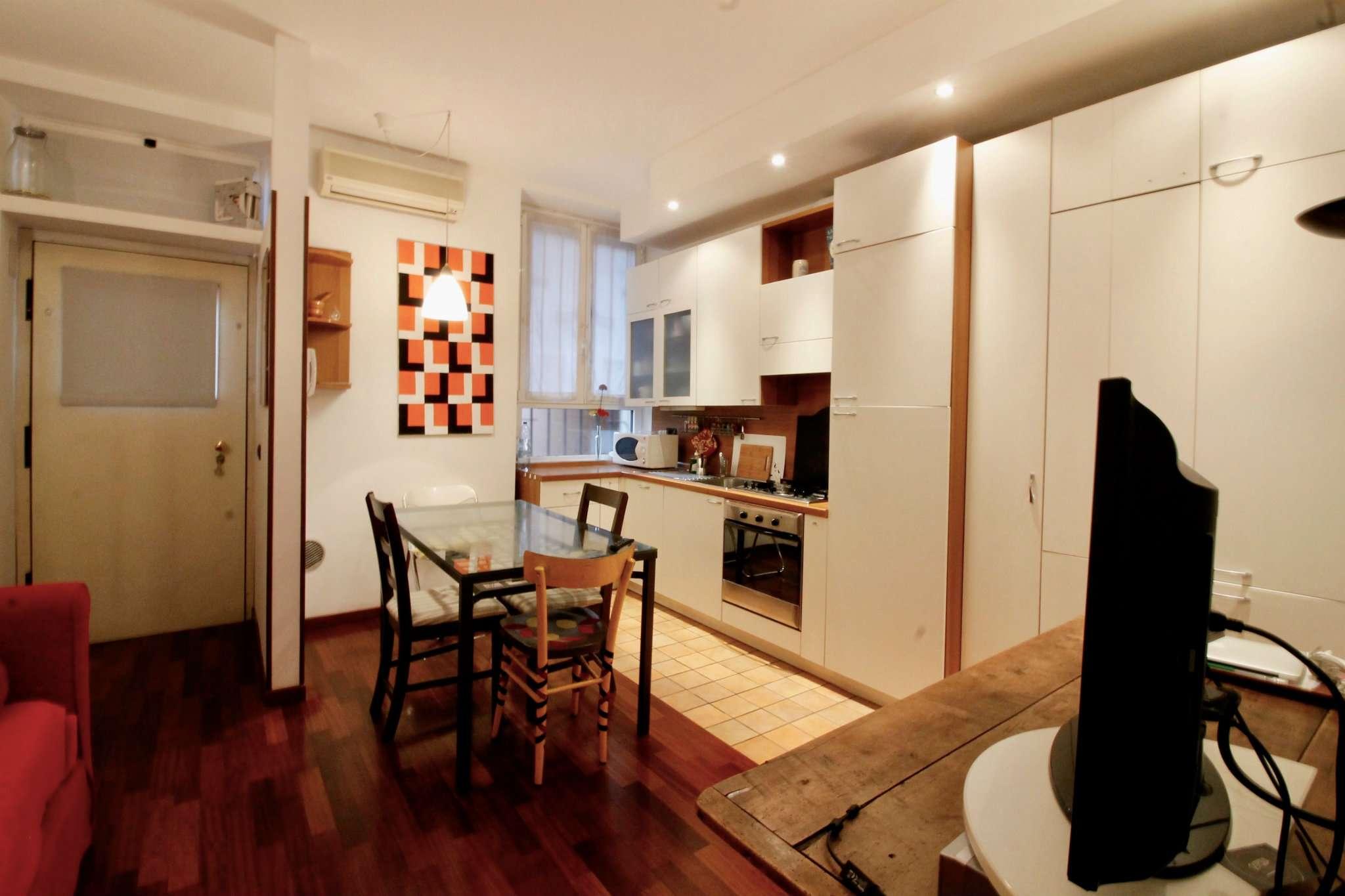 Appartamento in Vendita a Milano 02 Brera / Volta / Repubblica: 2 locali, 50 mq