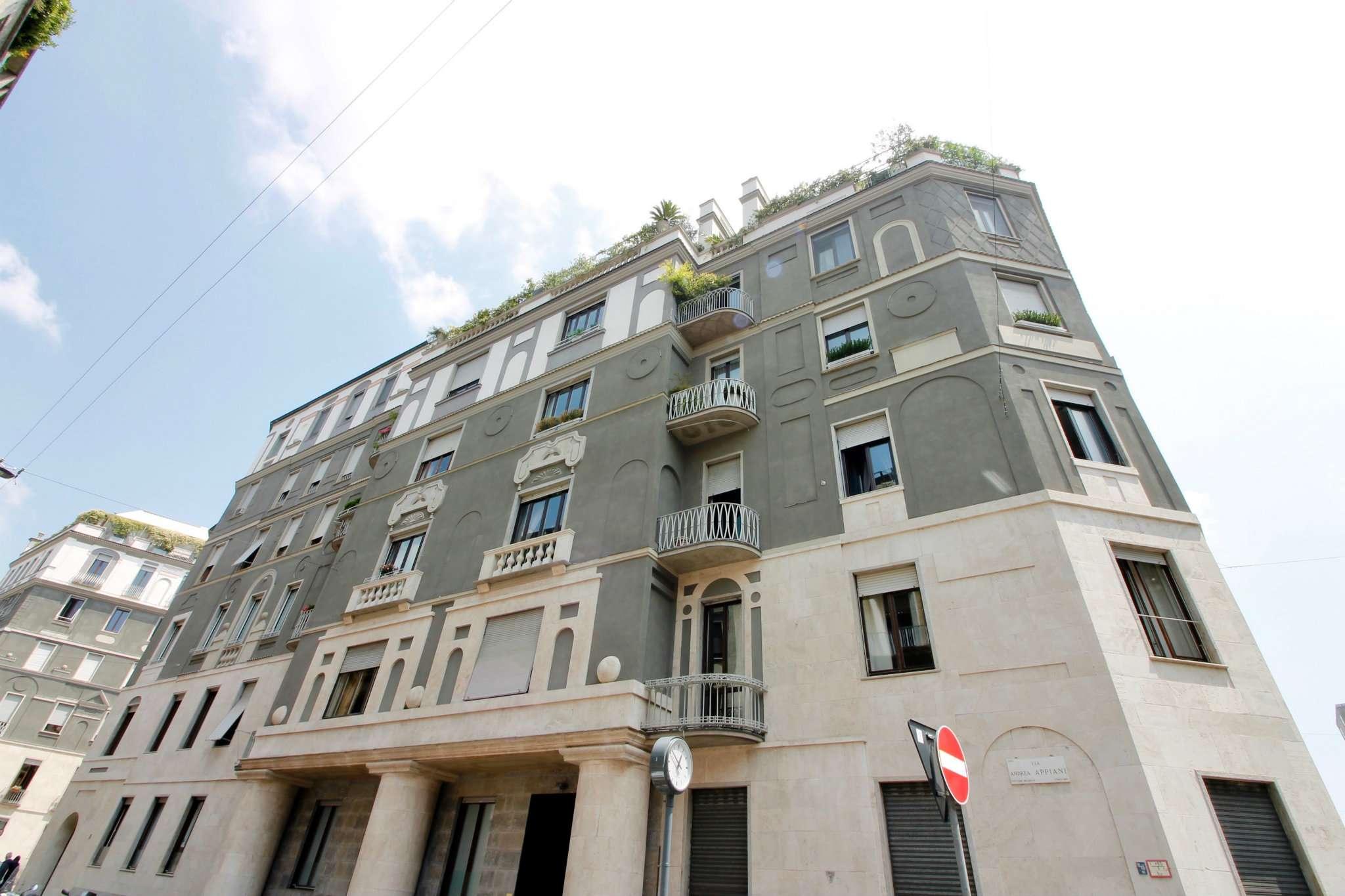 Ufficio-studio in Vendita a Milano 02 Brera / Volta / Repubblica: 5 locali, 180 mq