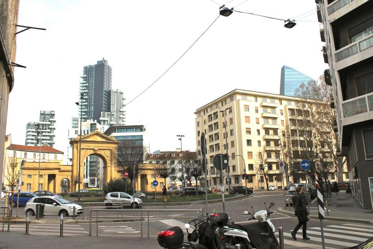 Appartamento in Affitto a Milano 02 Brera / Volta / Repubblica: 1 locali, 32 mq